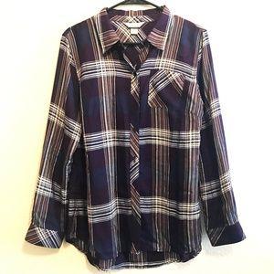 Christopher & Banks Women's Button Down Shirt (M)